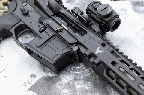What Makes The AR-15 A Good Choice For Home Defense?