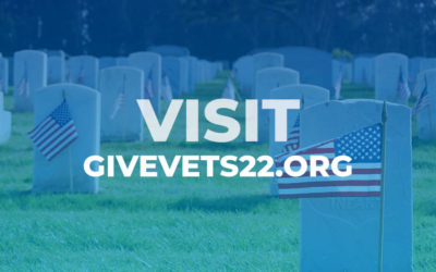 Give Vets 22